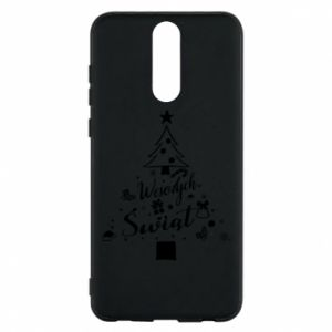 Phone case for Huawei Mate 10 Lite Christmas