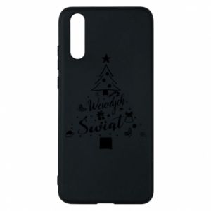 Phone case for Huawei P20 Christmas