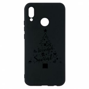 Phone case for Huawei P20 Lite Christmas