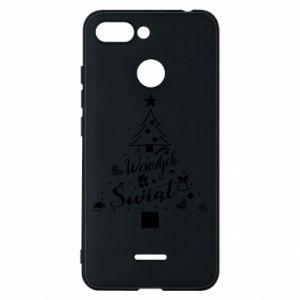 Phone case for Xiaomi Redmi 6 Christmas
