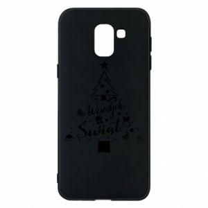 Phone case for Samsung J6 Christmas
