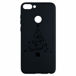 Phone case for Huawei P Smart Christmas