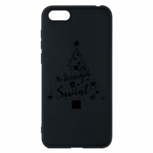 Phone case for Huawei Y5 2018 Christmas