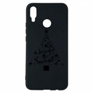Phone case for Huawei P Smart Plus Christmas