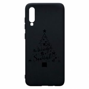 Phone case for Samsung A70 Christmas