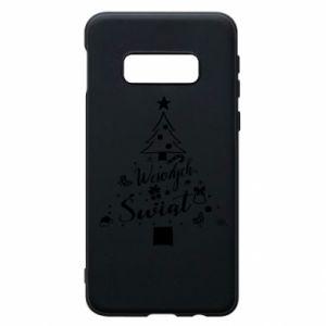 Phone case for Samsung S10e Christmas