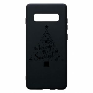 Samsung S10+ Case Christmas