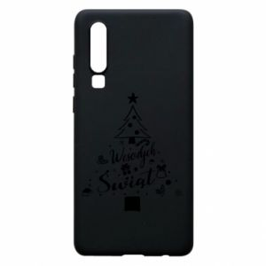 Phone case for Huawei P30 Christmas