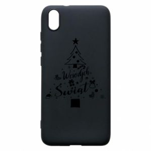 Phone case for Xiaomi Redmi 7A Christmas