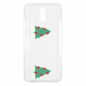 Nokia 2.3 Case Christmas trees on the chest