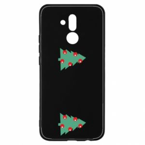 Huawei Mate 20Lite Case Christmas trees on the chest