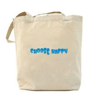Torba Choose happy
