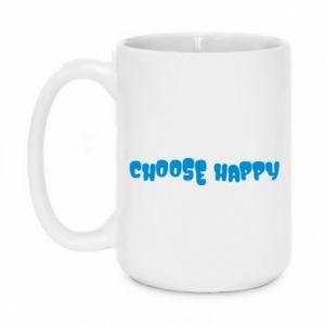 Kubek 450ml Choose happy