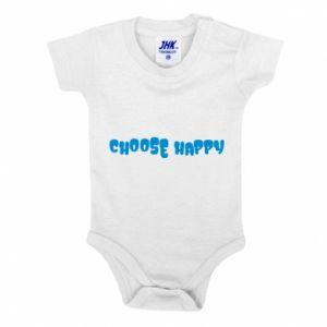 Body dla dzieci Choose happy