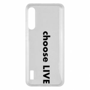 Etui na Xiaomi Mi A3 Choose live