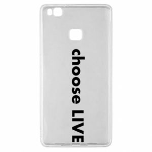 Etui na Huawei P9 Lite Choose live