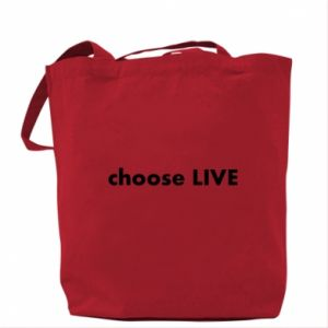 Bag Choose live