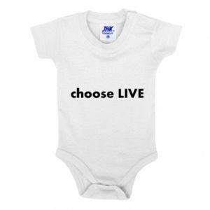 Body dla dzieci Choose live