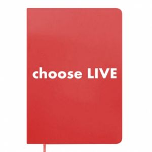 Notepad Choose live