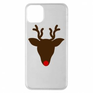 iPhone 11 Pro Max Case Christmas deer