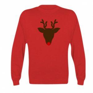 Bluza dziecięca Christmas deer