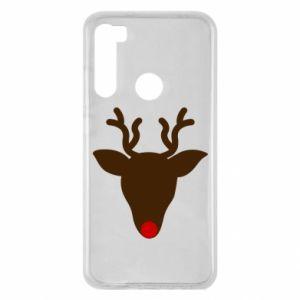 Etui na Xiaomi Redmi Note 8 Christmas deer