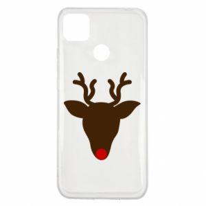 Etui na Xiaomi Redmi 9c Christmas deer