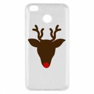 Etui na Xiaomi Redmi 4X Christmas deer