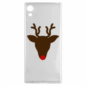 Etui na Sony Xperia XA1 Christmas deer