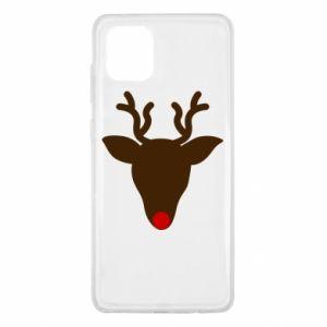 Etui na Samsung Note 10 Lite Christmas deer