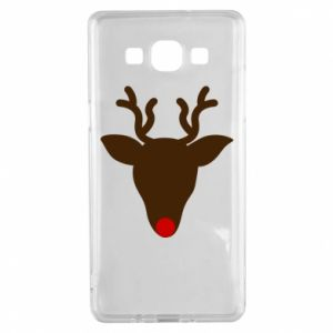 Etui na Samsung A5 2015 Christmas deer