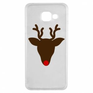 Etui na Samsung A3 2016 Christmas deer