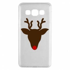 Etui na Samsung A3 2015 Christmas deer