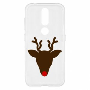 Etui na Nokia 4.2 Christmas deer