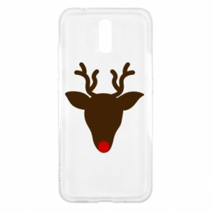 Etui na Nokia 2.3 Christmas deer