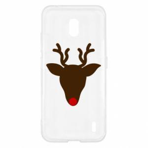 Etui na Nokia 2.2 Christmas deer