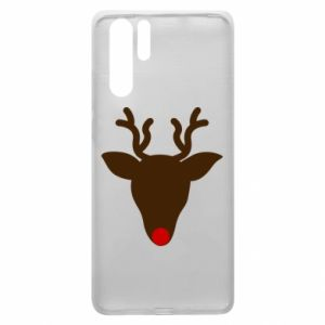 Etui na Huawei P30 Pro Christmas deer
