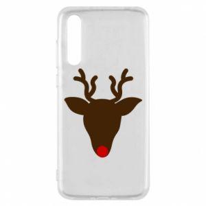 Etui na Huawei P20 Pro Christmas deer
