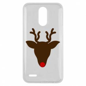 Etui na Lg K10 2017 Christmas deer