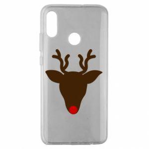 Etui na Huawei Honor 10 Lite Christmas deer