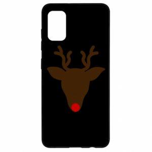 Etui na Samsung A41 Christmas deer