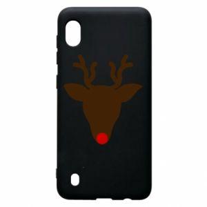 Etui na Samsung A10 Christmas deer