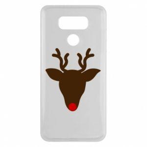 Etui na LG G6 Christmas deer