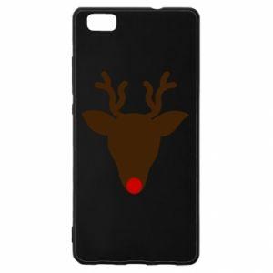 Etui na Huawei P 8 Lite Christmas deer