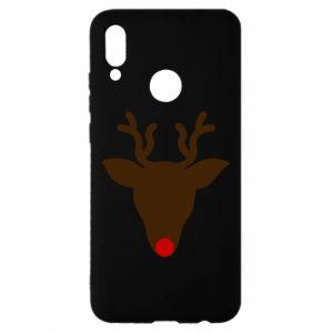 Etui na Huawei P Smart 2019 Christmas deer
