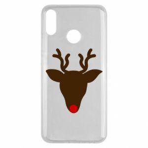 Etui na Huawei Y9 2019 Christmas deer