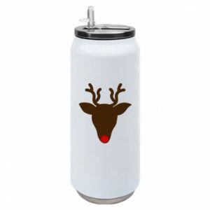 Puszka termiczna Christmas deer