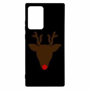 Etui na Samsung Note 20 Ultra Christmas deer