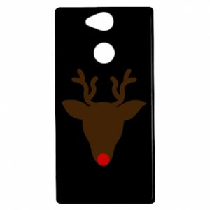 Etui na Sony Xperia XA2 Christmas deer