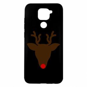 Etui na Xiaomi Redmi Note 9/Redmi 10X Christmas deer